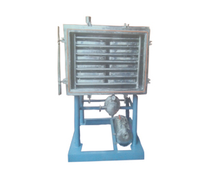 Vacuum Tray Dryer
